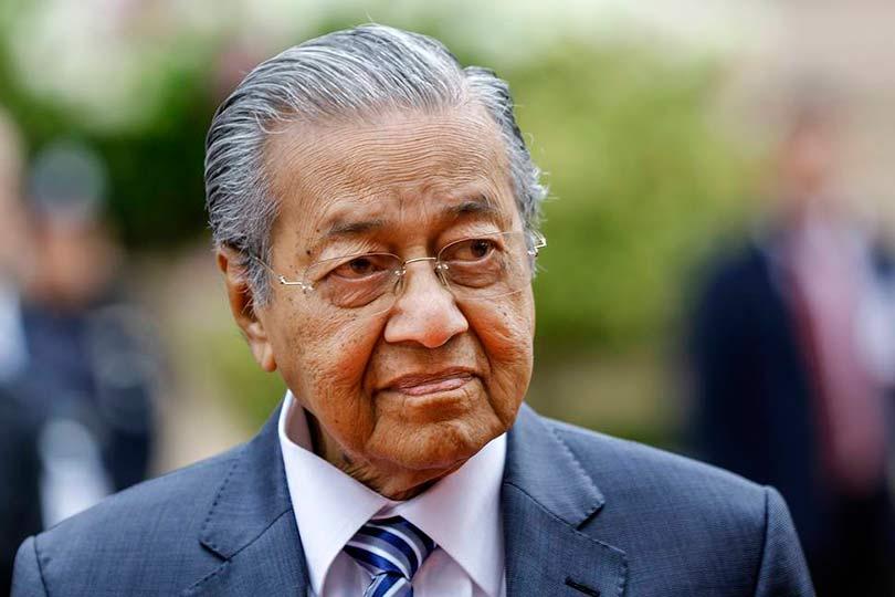 Махатхир Мохамад