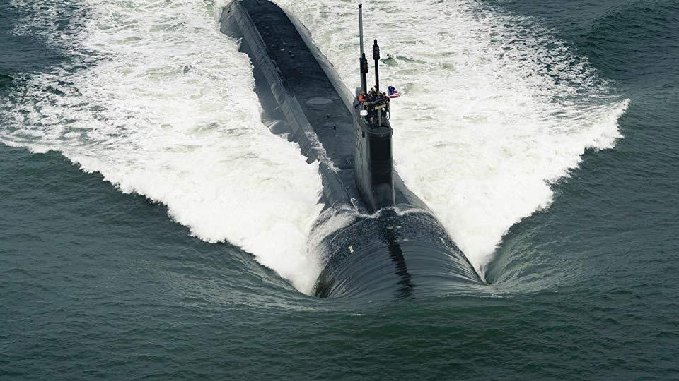 Подводная лодка Вирджиния