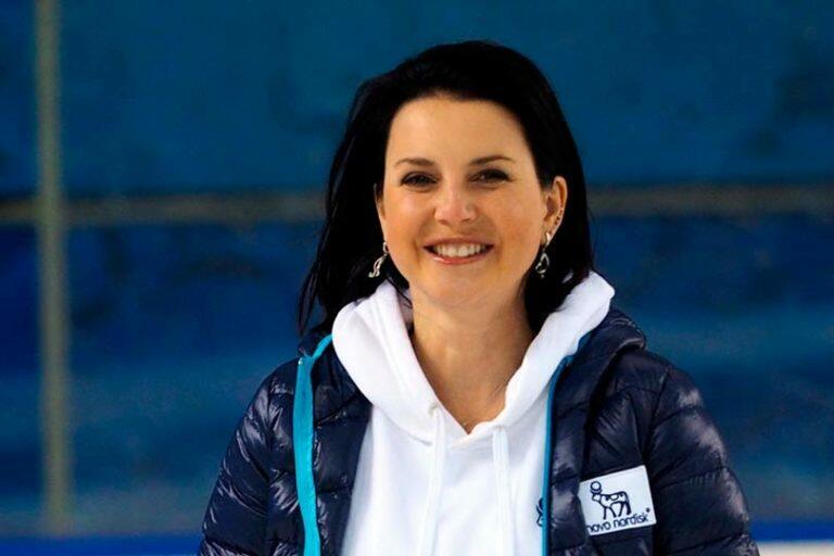 Слуцкая возмущена тем, что олимпийских чемпионов не пускают на VIP-трибуну, забронированную для чиновников
