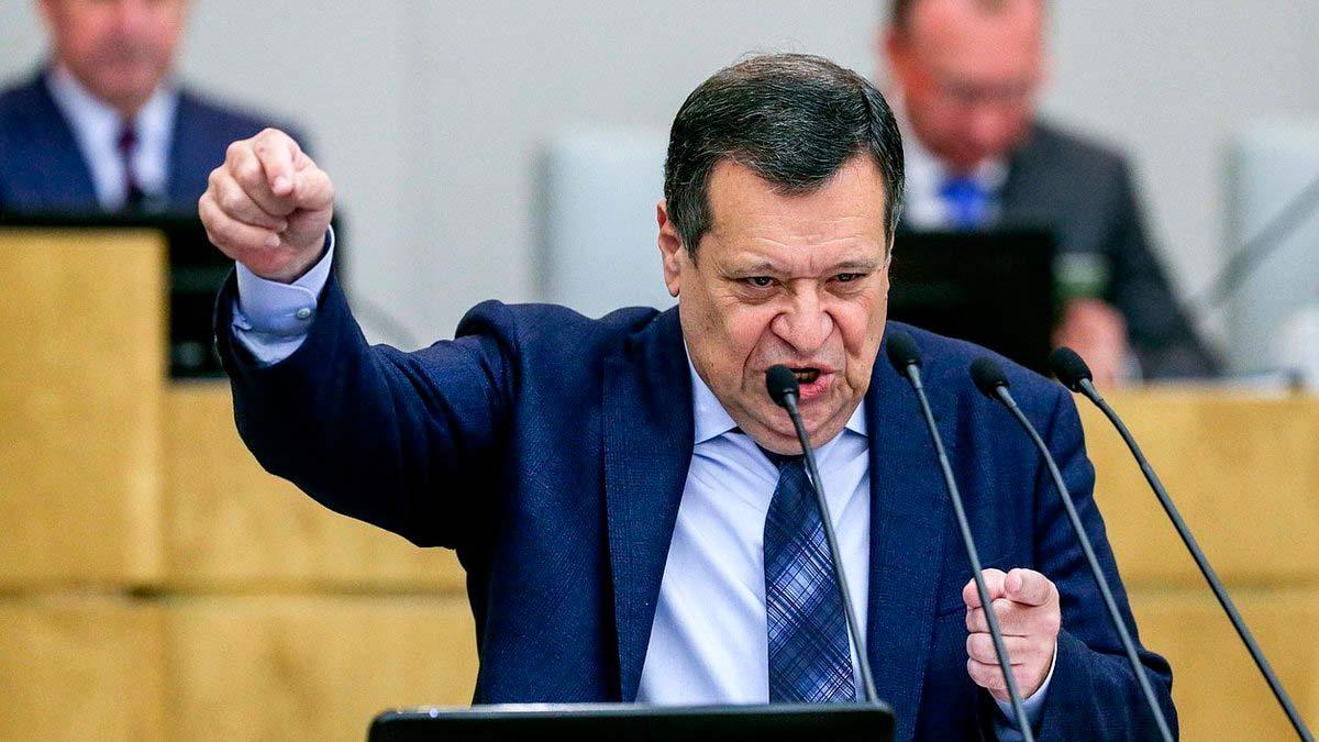 Депутата Макаров