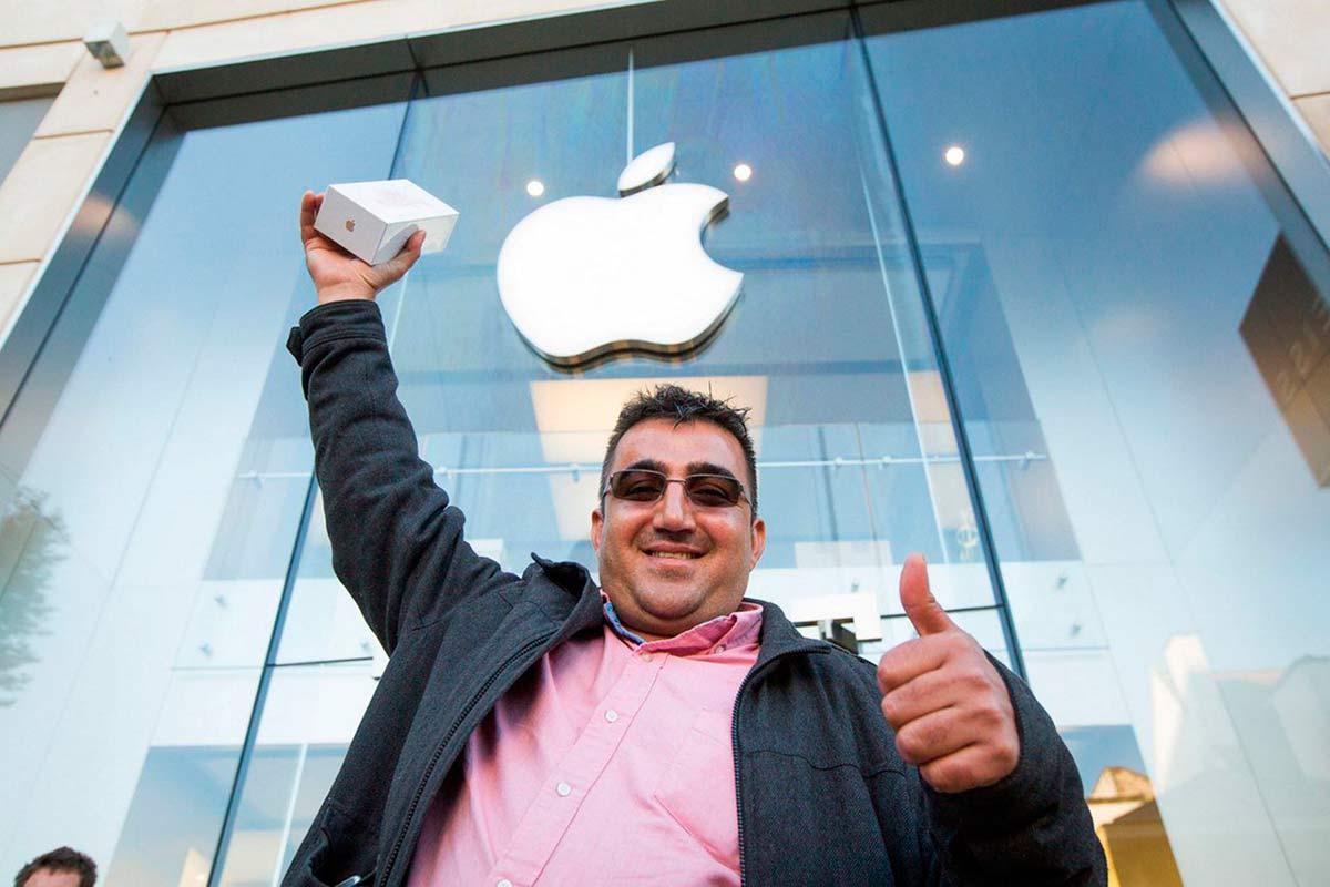 Apple признала Крым