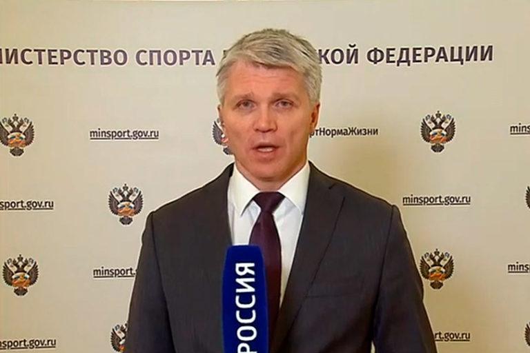 В программе «60 минут» выступил министр спорта Павел Колобков и сделал заявление по поводу передачи данных WADA