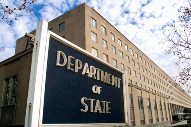 По мнению Госдепа США Зеленский ведет Украину к процветанию