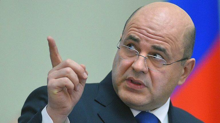 Глава ФНС Мишустин порадовал президента увеличением собираемости налогов в 2019 году на 6%