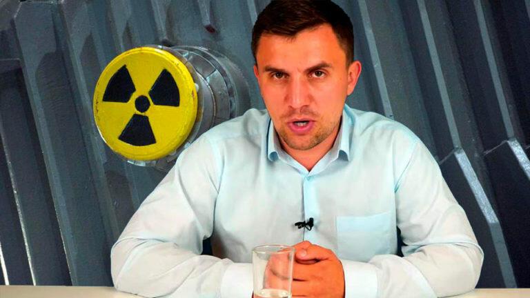 По заявлению Бондаренко, в Санкт-Петербург прибыл сухогруз с которого разгрузили 600 тонн ядерных отходов