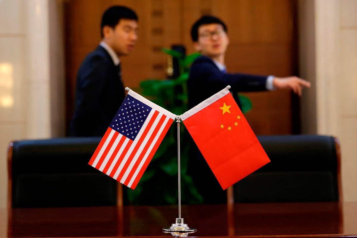 Санкции КНР против США