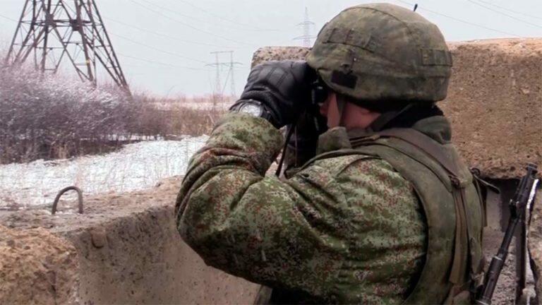 Удивительно, но в ЛНР заявили, что с украинской стороны за минувшие сутки не было обстрелов