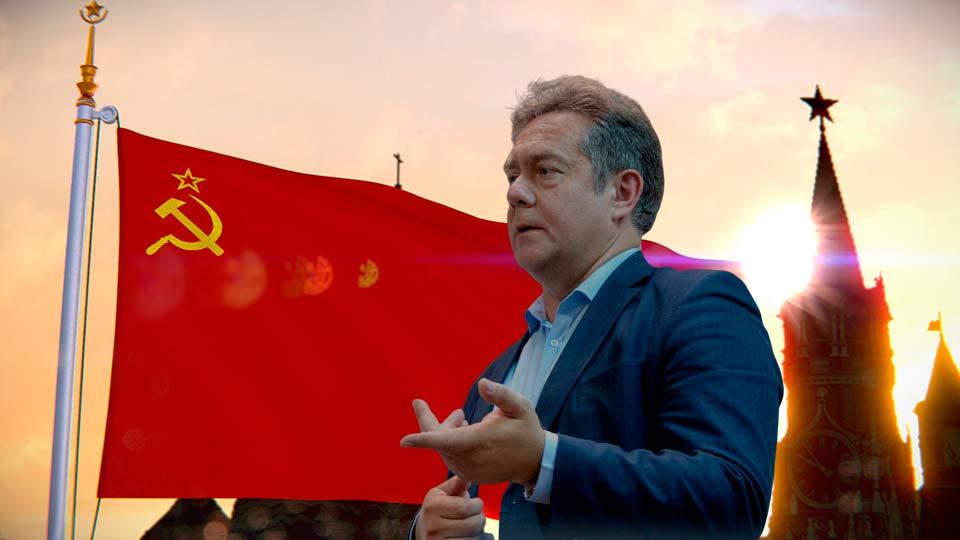 Платошкин и СССР