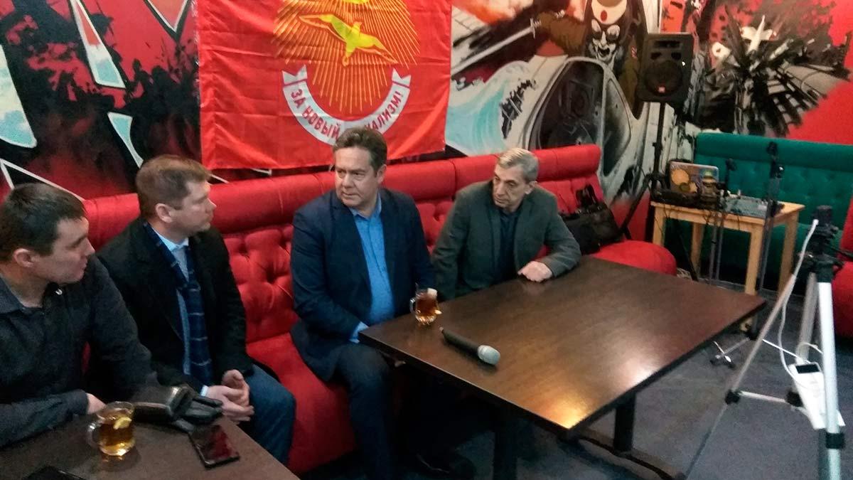 Платошкин, Сошин и Серов