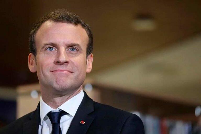 Президент Франции Макрон заранее отказался от своей будущей пенсии