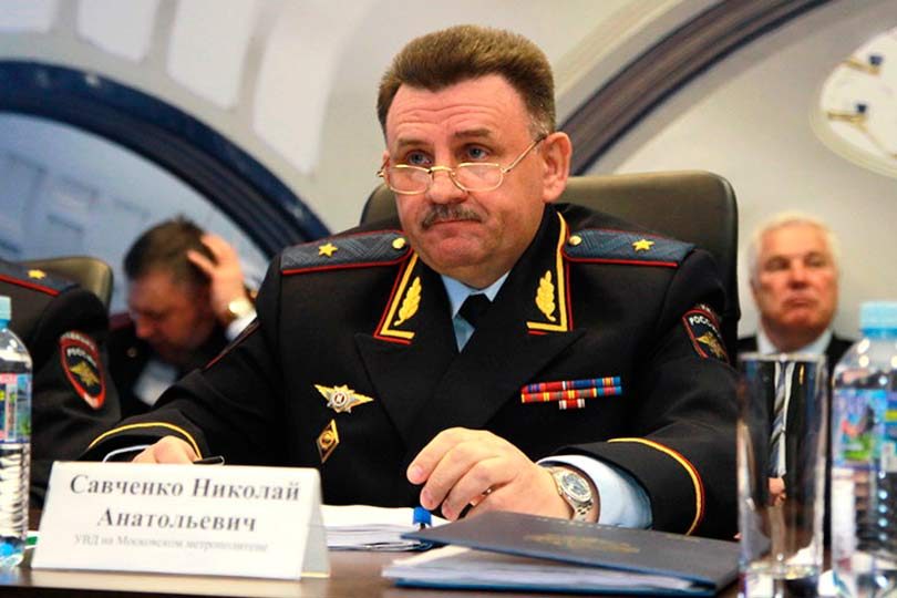 Николай Савченко