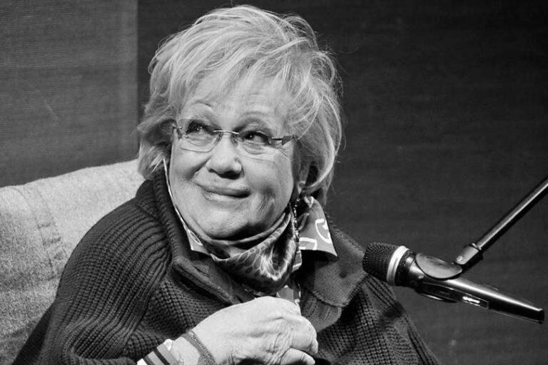 Умерла Галина Волчек, ей было 86 лет