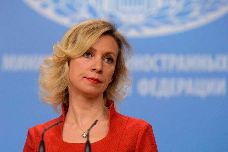 Захарова пообещала ответить США взаимными санкциями за СП-2