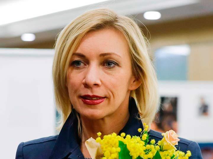 Захарова заявила, что привидение США больше напоминает «Ковбойские времена»