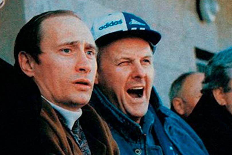 Собчак и Путин