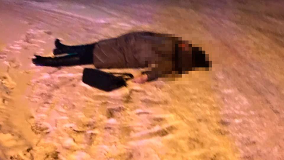 Убитая женщина в Перми