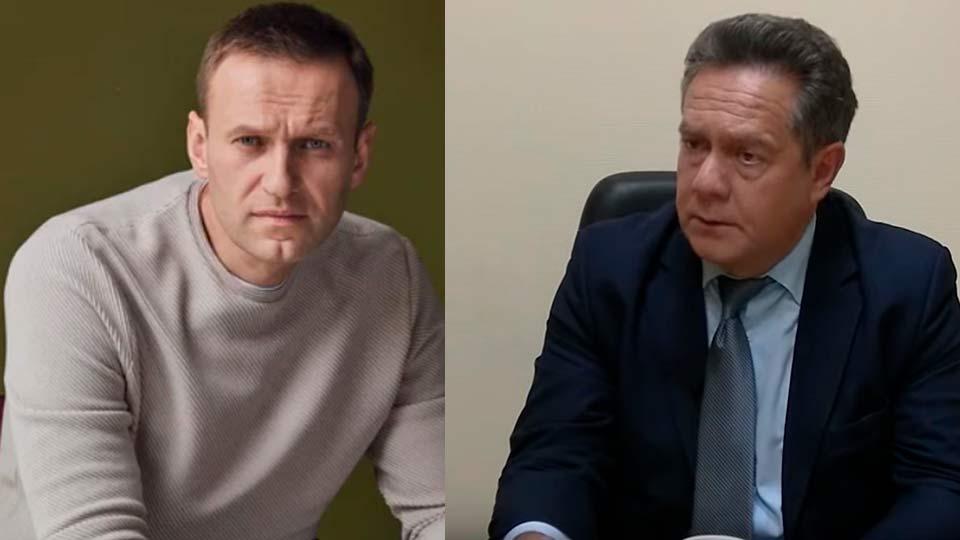 Платошкин и Навальный