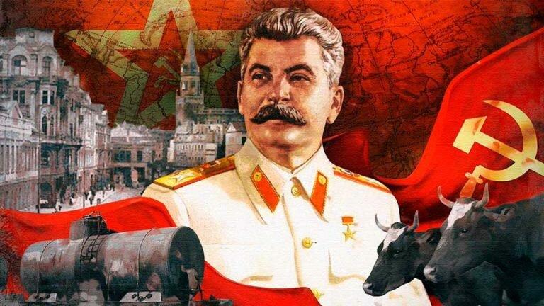 Сталин в 30-е годы говорил, что мы отстаем от развитых стран на сто лет, с помощью либеральных реформ мы туда вернулись