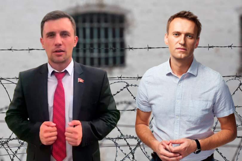 Бондаренко и Навальный