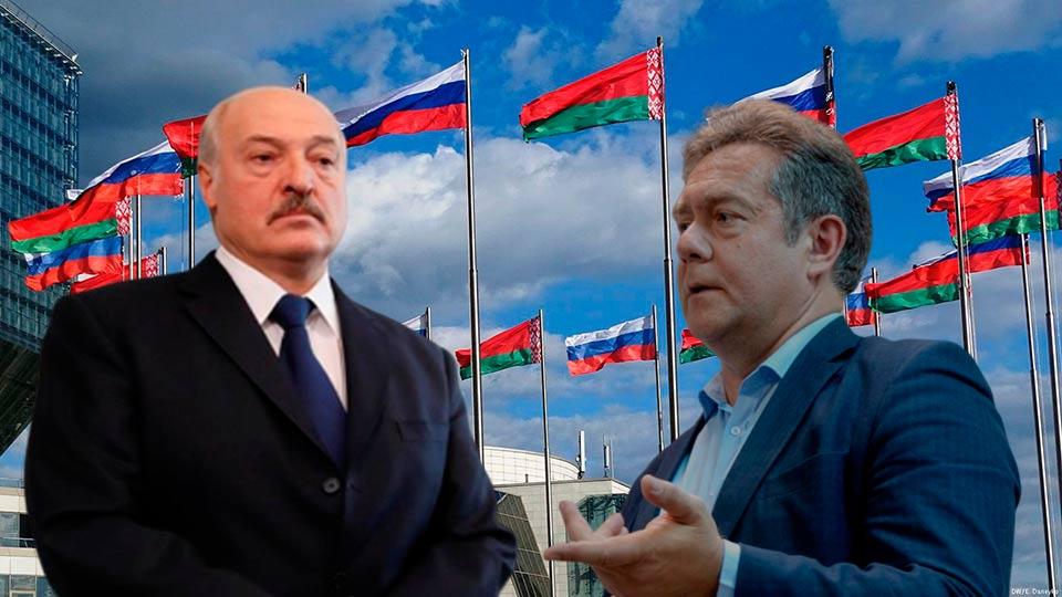 Платошкин и Лукашенко