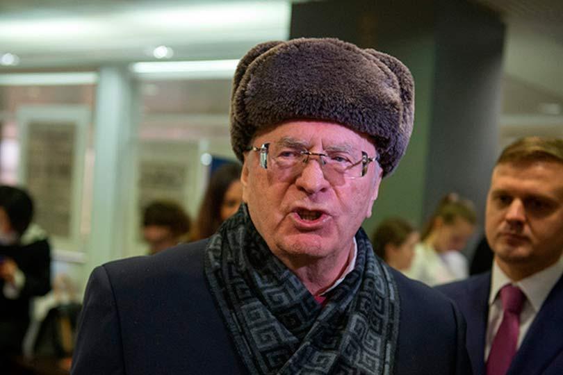Жириновский оправдывается