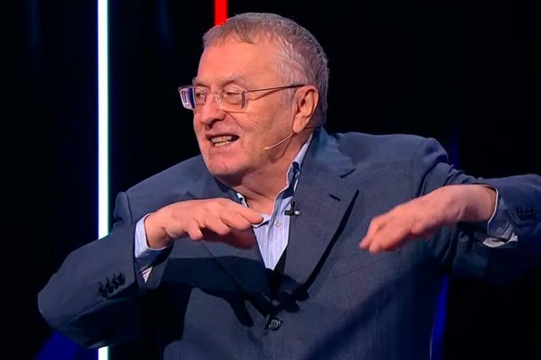 В программе Соловьева «Воскресный вечер» Жириновский нес перемежаемую правдой ахинею