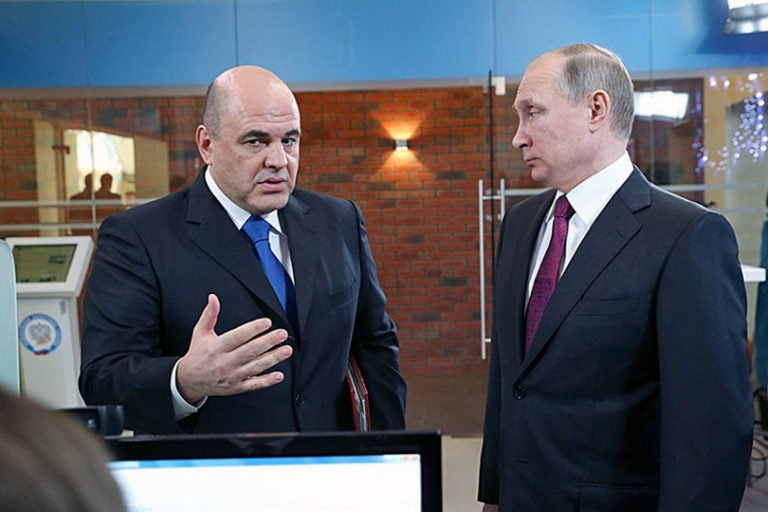 Может ли быть назначение Мишустина премьером изощренной местью россиянам за нелояльность к Путину