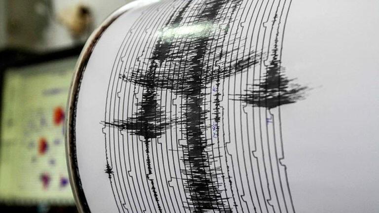 Армения пережила сильное землетрясение