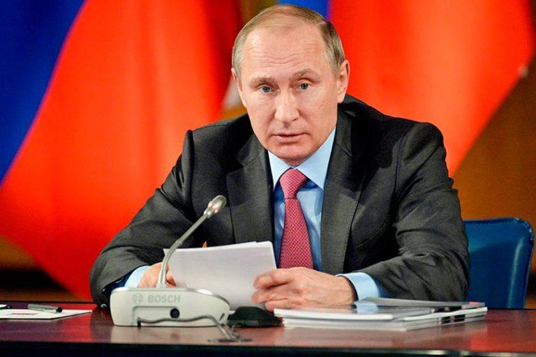 Вероятно, последним указом Путина на посту президента, станет указ о назначении себя главой Госсовета
