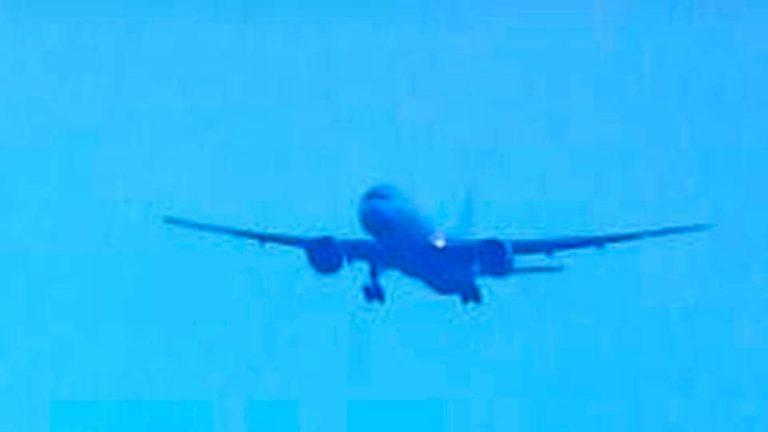 Самолёт рейса Хабаровск-Москва вернулся в аэропорт вылета из информации о заложенной бомбе