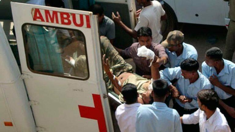 В Индии случилось ДТП с автобусом, в котором погибло 26 человек