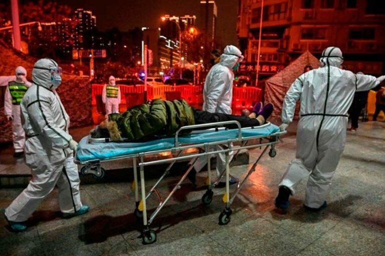 Китай приблизился к отметке в 6000 человек заболевших коронавирусом