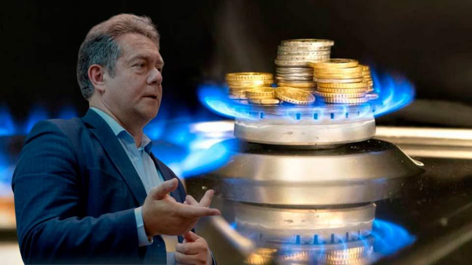 Платошкин про газ