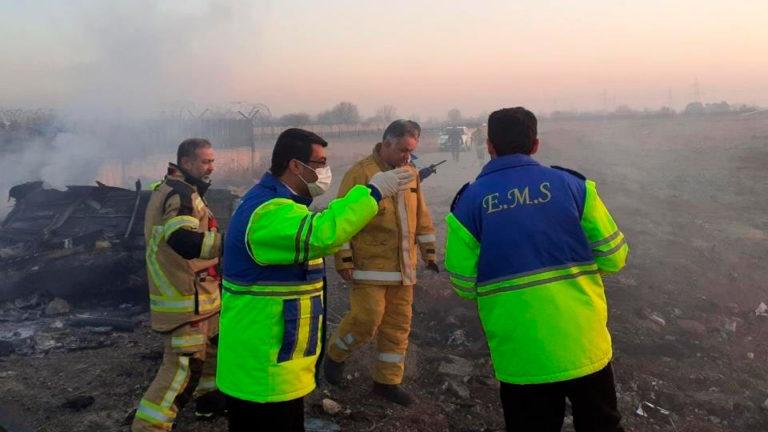 В аэропорту Тегерана потерпел катастрофу Boeing-737, является ли это преддверием глобального конфликта