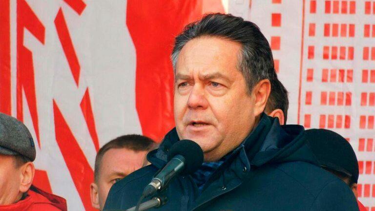 Платошкин прокомментировал арест в Крыму директора «Тайгана» Зубкова и заявил, что КПРФ подключилась к делу