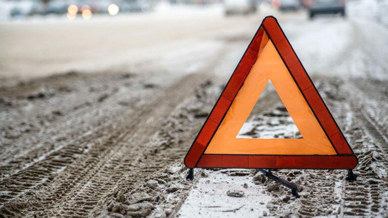 В Челябинской области произошло ДТП, в котором погибли три человека