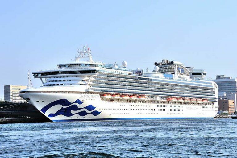 Среди находившихся на круизном лайнере, россиян заболевших коронавирусом не выявлено