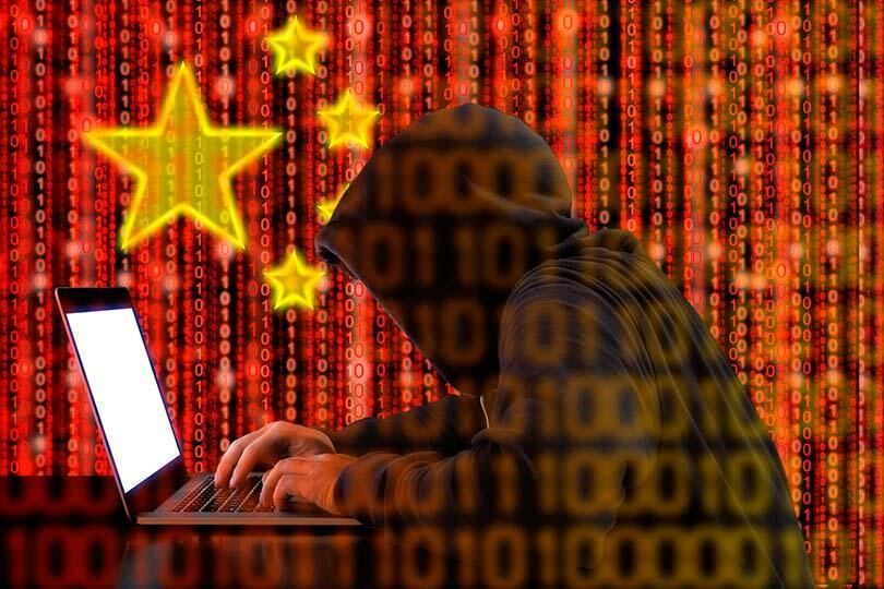 Хакеры Китая