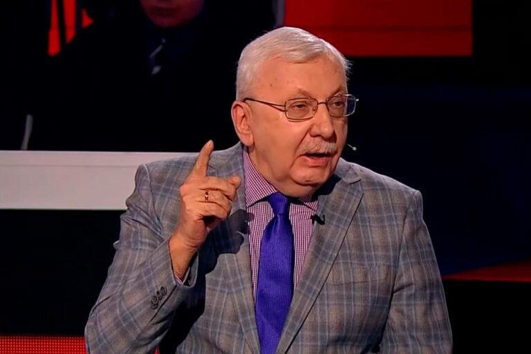 В программе Соловьева прозвучало интересное предложение Третьякова про «неотчуждаемость территорий» России