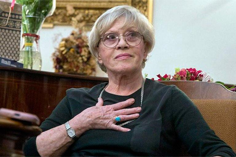 В свете обсуждений жалоб знаменитостей на маленькие пенсии Алиса Фрейндлих своей довольна
