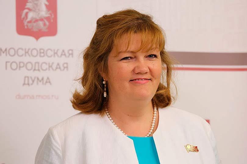 Ольга Ярославская
