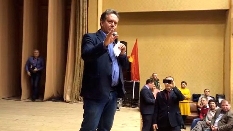 Глава Смоленского Обкома КПРФ Кузнецов выступил против Платошкина и ЗНС, проявив себя как ренегат и перерожденец