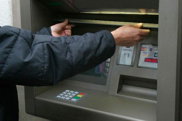 В Москве грабители вскрыли банкомат и похитили 4,5 млн рублей
