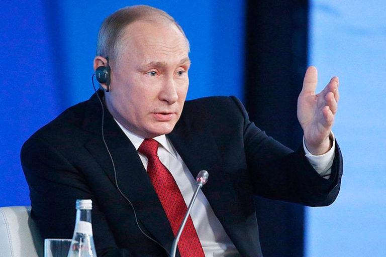 Путин объяснил почему сотрудничество России и Украины становится всё более сложным