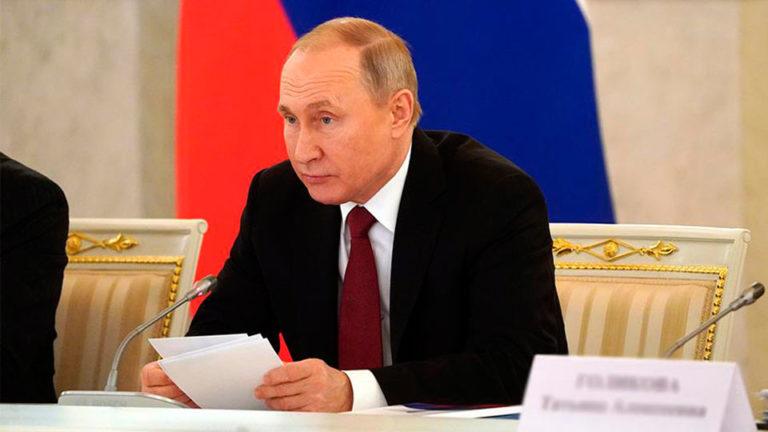 Создание Путиным Госсовета, это попытка закрепить «диктатуру олигархата» в Конституции России
