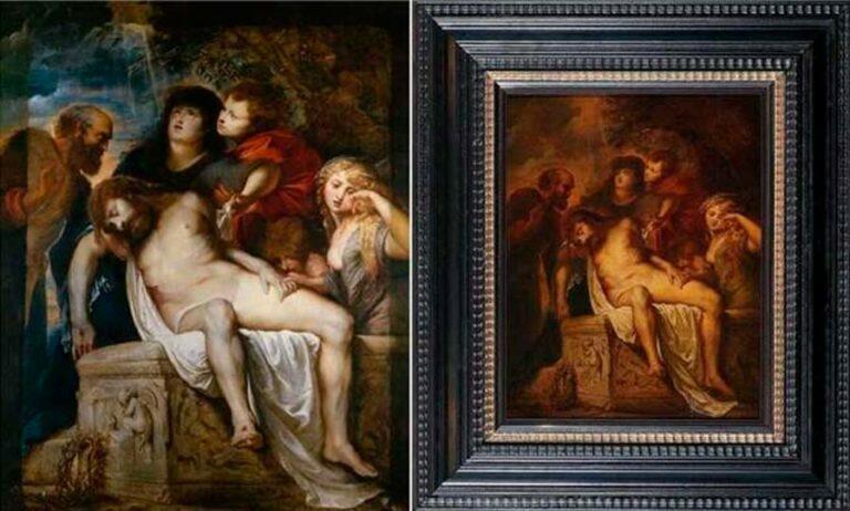 Картину из Ирбитского музея передали на экспертизу, так как есть основания считать ее работой Рубенса