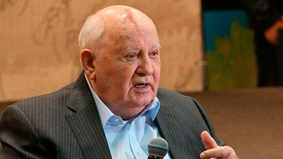 Горбачеву 89 лет