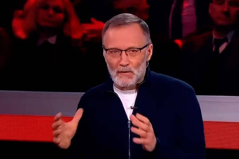 Сергей Михеев у Соловьева