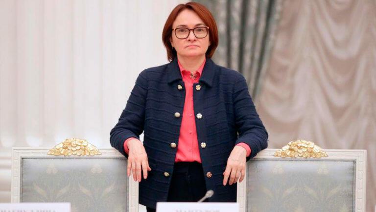 Отставка Набиуллиной со своего поста дело фактически решенное, нынешний кризис она вряд ли пересидит