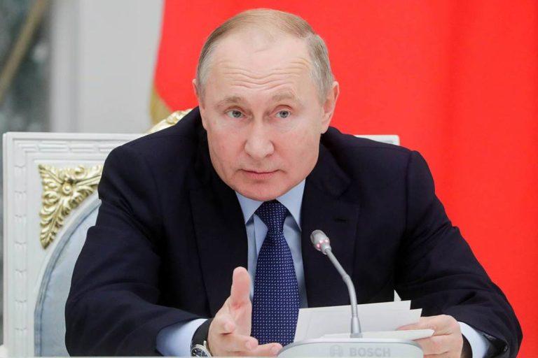Путин совершил не вынужденную ошибку, к которой можно отнести обнуление президентских сроков
